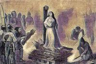 In Europa ist es seit hunderten Jahren modern Menschen mit nicht herrschaftskonformen Meinungen zu verfolgen (Symbolbild)