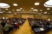 Vorlesung an einer Universität (Symbolbild)