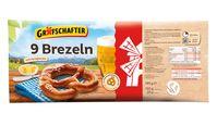 """Der Hersteller IVV GmbH & Co. KG informiert über einen Warenrückruf des Produktes """"Grafschafter 9 Brezeln zum Fertigbacken, 785 g"""". Bild: """"obs/LIDL"""""""
