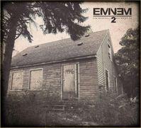 "Cover ""The Marshall Mathers LP 2"" von Eminem"