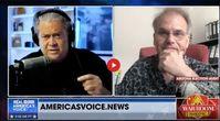 """Screenshot Video: """" STEVE BANNON'S WAR ROOM INTERVIEWS DR. REINER FUELLMICH (VID ORIG ENG)"""" (https://www.bitchute.com/video/HK8op1IrpK6r/) / Eigens Werk"""