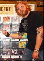Ryan Dunn alias Random Hero Bild: David Greene / de.wikipedia.org