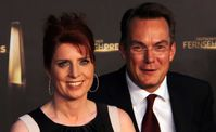 Monica Lierhaus und Rolf Hellgardt, 2012