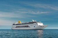 """Neuzugang in der Costa Flotte: Die neoRiviera nimmt ab November Kurs auf Arabien. Bild: """"obs/Costa Kreuzfahrten"""""""