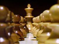 Schach, Taktik und Taktieren (Symbolbild)