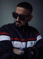 Aykut Anhan alias Rapper Haftbefehl (2015), Archivbild