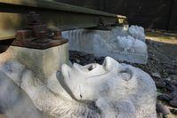 Skulptur des Künstlers Horst Wegener