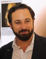 Santiago Abascal von der Partei VOX (Spanien) (2015)