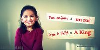 Die vierjährige Jessica Saba aus Kanada appelliert an den König von Belgien, das Euthanasiegesetz für Kinder nicht zu unterschreiben. Bild: coalitionmd.org - CNWGroup/Coalition of Physicians for Social Justice