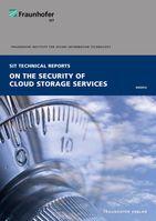 Neue Fraunhofer-Studie zur Sicherheit von Cloud-Speicherdiensten. Quelle: Fraunhofer SIT (idw)