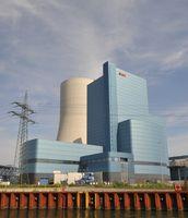 Kraftwerk Datteln: Baufortschritt Stand: Mai 2013