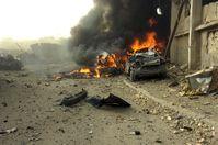 Autobombenanschlag (Symbolbild)