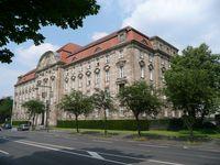 Hauptgebäude des Oberlandesgerichts Düsseldorf, Cecilienallee3