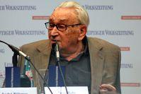 Egon Bahr Leipziger Buchmesse 2013