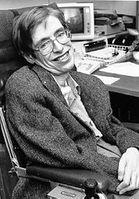 Stephen Hawking Bild: NASA