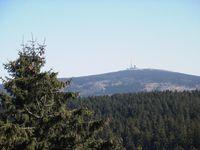 Der Brocken, der höchste Berg des Harzes und deutsches Wahrzeichen. Bild: Frank Steingass, Nationalpark Harz.