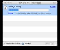 Musikdownload: Werbung als Rettungsanker für uTorrent. Bild: Flickr/mjmalone