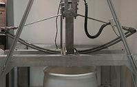 Harpune: NASA erprobt Konzept im Labor (Foto: NASA)