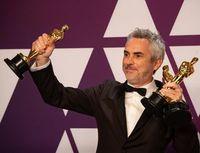 """Alfonso Cuarón: Netflix-Film """"Roma"""" gewann drei Oscars."""