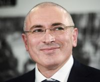 Michail Chodorkowski (2013) Bild: Митя Алешковский (Mitya Aleshkovskiy) - wikipedia.org