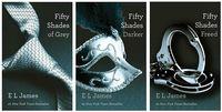 Cover von Fifty Shades