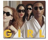 "Cover ""G I R L"" von Pharrell Williams"