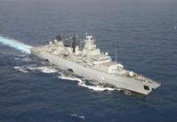 Fregatte SCHLESWIG-HOLSTEIN Bild: Marine