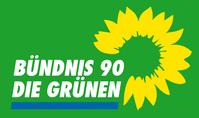 Logo von Bündnis 90/Die Grünen