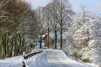 Winter (Symbolbild)
