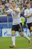 Timo Werner beim Confederations Cup 2017