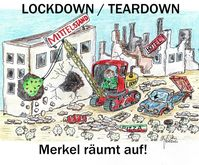 Lockdown / Teardown (Symbolbild)