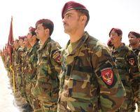 Spezialkräfte der afghanischen Armee 2012