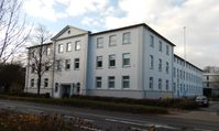 Sitz der Künstlersozialkasse in Wilhelmshaven