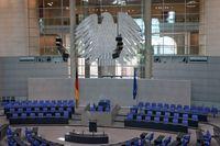 Bundestag : Plenarsaal