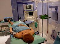 Krankenhaus, Klinik, Operation (Symbolbild)