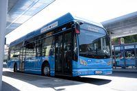 Die WSW mobil setzt seit einem Jahr Wasserstoffbusse im Wuppertaler ÖPNV ein. Bild: WSW Wuppertaler Stadtwerke GmbH Fotograf: Stefan Tesche-Hasenbach