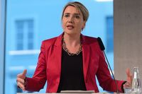 Simone Peter Bild: Heinrich-Böll-Stiftung, on Flickr CC BY-SA 2.0