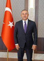 Mevlüt Çavuşoğlu (2021)