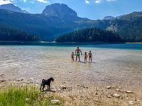 Nationalpark Durmitor, Schwarzes See