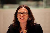 Cecilia Malmström Bild: ALDE Communication, on Flickr CC BY-SA 2.0