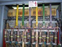 Gleichrichterwerk mit Halbleiter-Gleichrichtern (Symbolbild)