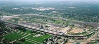 Luftbild vom Indianapolis Motor Speedway. Bild: Rick Dikeman / English Wikipedia