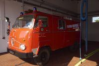 Nach 56 Jahren im Dienst 'in Rente' / Löschfahrzeug demnächst in Ägypten im Einsatz Bild: Feuerwehr