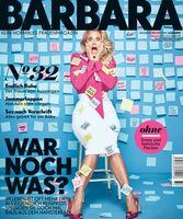 """Cover BARBARA (32/2018), EVT 06.12.2018 Bild: """"obs/Gruner+Jahr, BARBARA"""""""