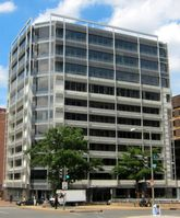 Washington Park Building, u.a. Sitz der Delegation der Europäischen Union für die Vereinigten Staaten