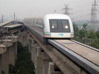 Der Transrapid (Hochgeschwindigkeits-Einspur-Zug): Er wurde in Deutschland erfunden, entwickelt und wird nur im Ausland verwendet.