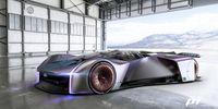 """Team Fordzilla P1 - Design Arturo Ariño.  Bild: """"obs/Ford-Werke GmbH"""""""