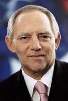 Dr. Wolfgang Schäuble Bild: Büro Schäuble