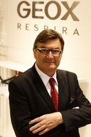 Mario Moretti Polegato, Presidente e fondatore di Geox Gruppo (2013).