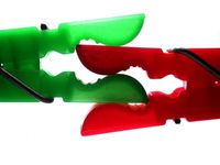 Rot Grün (Symbolbild)